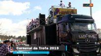 A HEAD PHONE Academia de Música animou o Carnaval da Trofa 2019