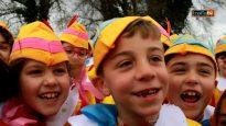 Crianças alegram Carnaval do Coronado