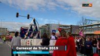 Participação da EB1 e do JI de Giesta, de Alvarelhos, no Carnaval da Trofa