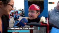 Participação da EB1/JI de Bairros, de Bougado, no Carnaval da Trofa
