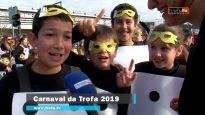 Participação da EB1/JI de Cedões, de Bougado, no Carnaval da Trofa