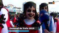 Participação da EB1/JI de Finzes, de Bougado, no Carnaval da Trofa