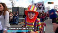Participação da EB1/JI de Fonteleite, do Coronado, no Carnaval da Trofa