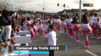 Participação da Escola MTV4 Dance no Carnaval da Trofa