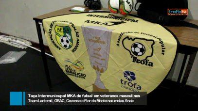 Taça Intermunicipal MKA de futsal em veteranos masculinos