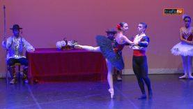 alunos passos danças
