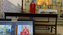 Padre Ramos – Eucaristia na trofatv